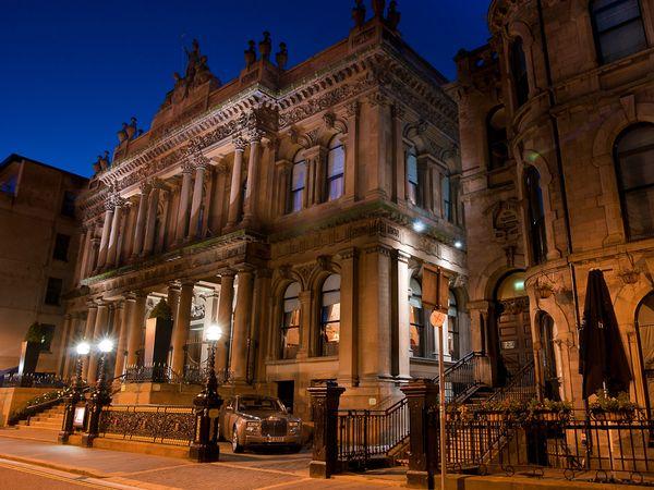 5 star hotels in Ireland-Merchant