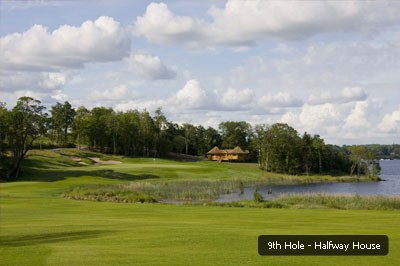 Ireland Facts-Lough Erne Golf