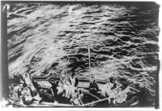 Survivors of Titanic