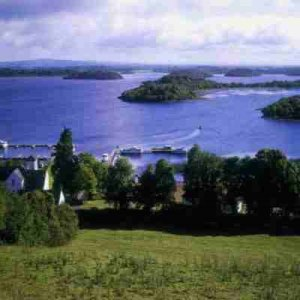 Ireland Facts-Lough Erne