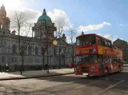 Belfast Sightseeing Distillery Tours