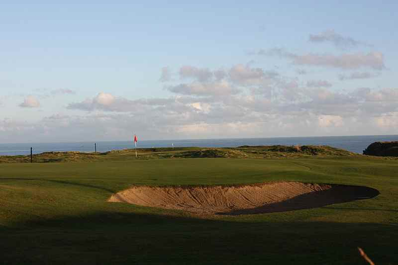 Northern Ireland Golf Courses